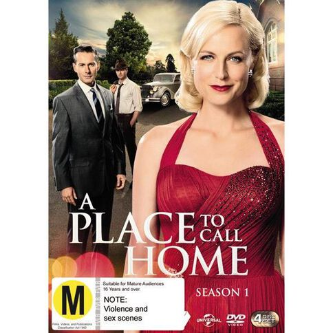 A Place To Call Home Season 1 DVD 1Disc