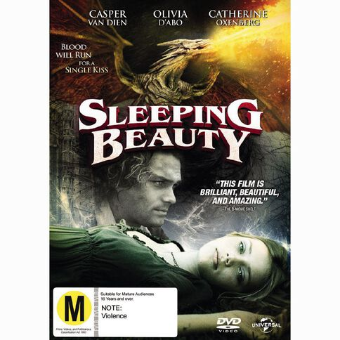 Sleeping Beauty DVD 1Disc