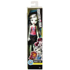 Monster High Cheerleading Doll Assorted