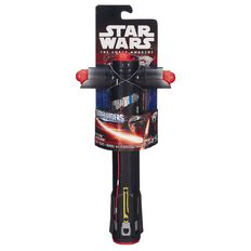 Star Wars Episode 7 Kylo Ren Lightsaber