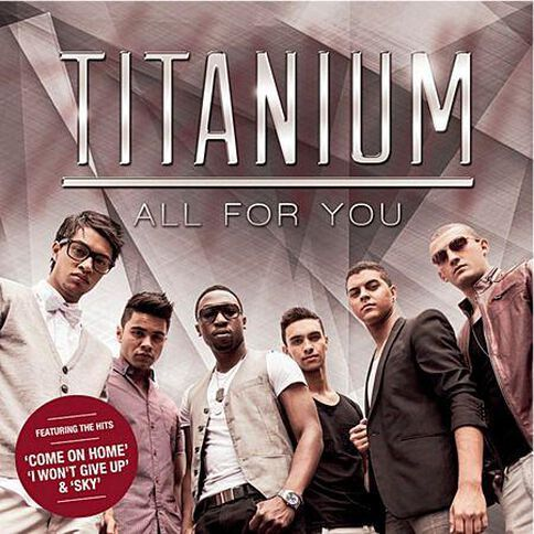 All For You by Titanium CD
