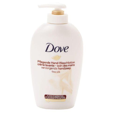Dove Liquid Hand Wash Silk 250ml