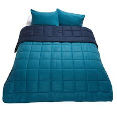 Arctic Flannel Reversible Comforter Set