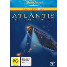 Atlantis DVD 1Disc