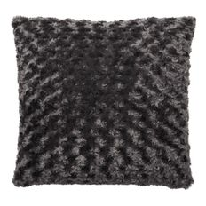 Maison d'Or Cushion Silky Bobble Castlerock