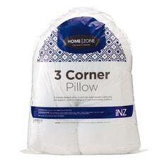 Home Zone Pillow Three Corner