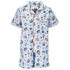 Basics Brand Infant Boys' Short Leg Woven Pyjamas