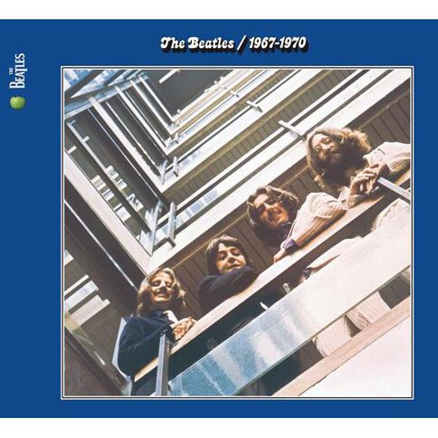 1967-1970 (Remastered) CD by The Beatles 2Disc