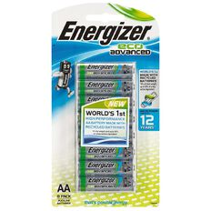 Energizer Eco Advanced AA 8 Pack