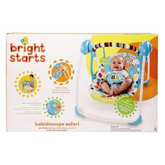 Bright Starts Portable Swing Kaleidoscope Safari