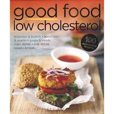 Good Food Low Cholesterol by Nicola Greene