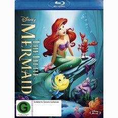 The Little Mermaid Blu-ray 1Disc