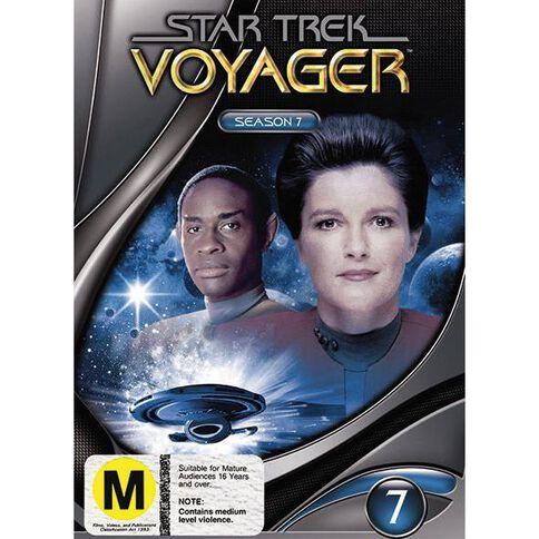 Star Trek Voyager Season 7 DVD 1Disc