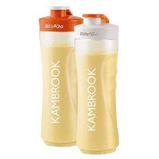 Kambrook Blitz2Go Bottles 2 Pack 600mls KBB2