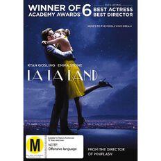 La La Land DVD 1Disc