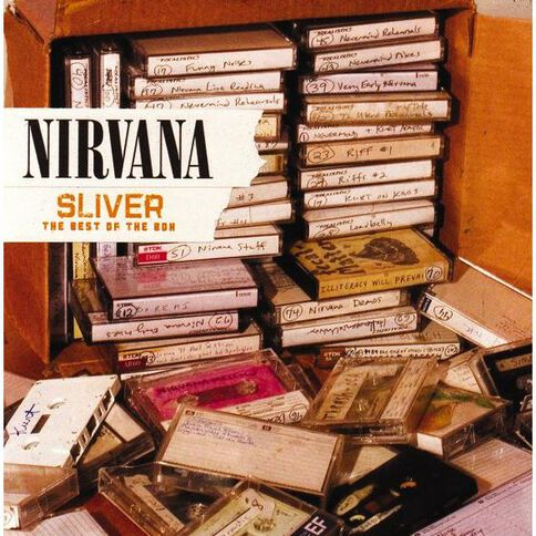 Sliver CD by Nirvana 1Disc