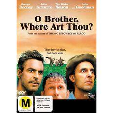 O Brother Where Art Thou DVD 1Disc