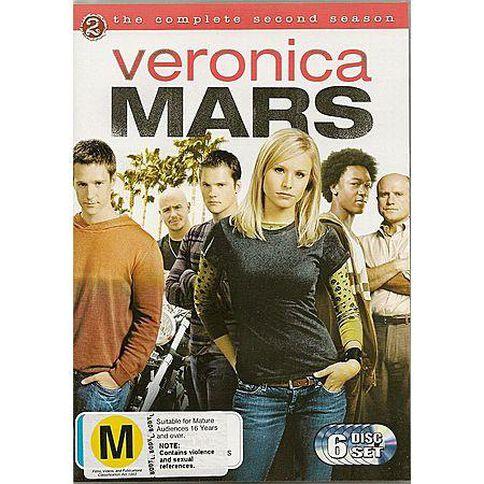 Veronica Mars Season 2 6DVD