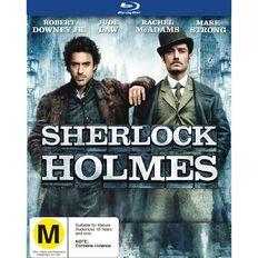 Sherlock Holmes Blu-ray 2Disc