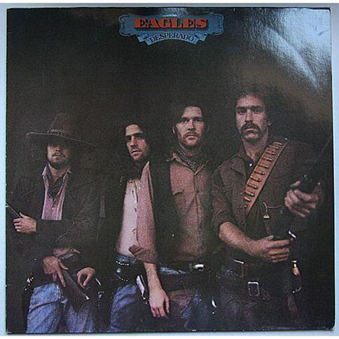 Desperado CD by The Eagles 1Disc