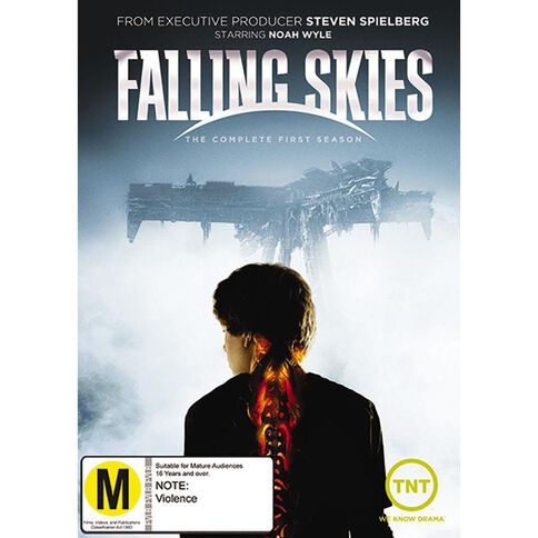 Falling Skies Season 1 DVD 3Disc