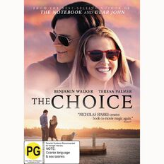 The Choice DVD 1Disc