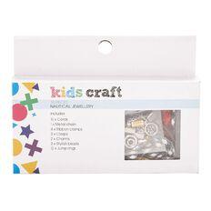 Kids' Art & Craft Nautical Jewellery 35pcs