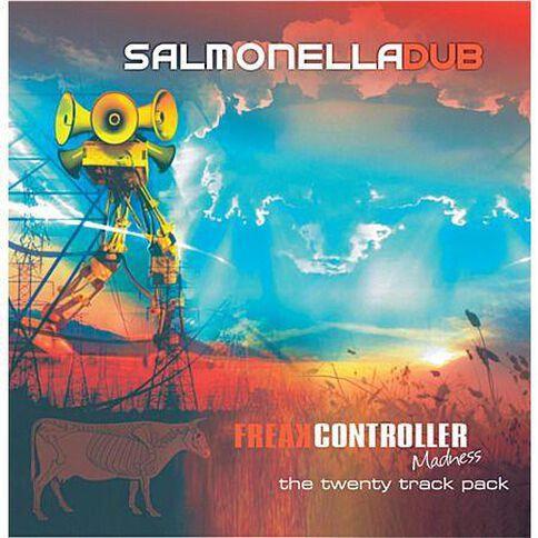 2CD Salmonella Dub Freak Controllor Madness