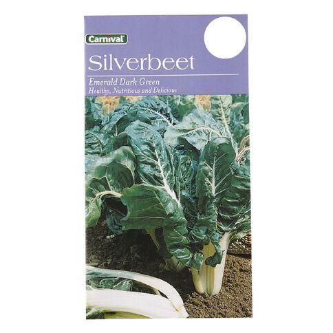 Carnival Seeds Emerald Silverbeet Vegetable