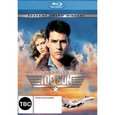 Top Gun Blu-ray 1Disc