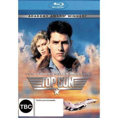 Top Gun Blu-ray 1Disc