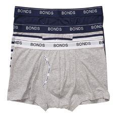 Bonds Men's Guyfront Trunks 3 Pack