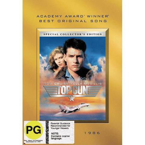 Top Gun DVD 1Disc