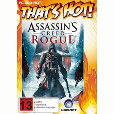 PC Games That's Hot Assassin's Creed Rogue