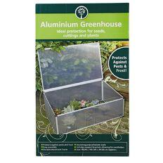 Aluminium Greenhouse 100cm x 60cm x 40cm