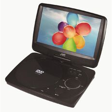 JVC 9 Inch Portable DVD Player