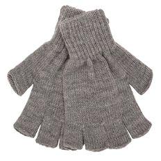 Basics Brand Women's Half Finger Gloves