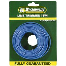 Westminster Trimmer Line Blue 2.0mm