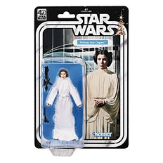 Star Wars Princess Leia Black Series 40th Anniversary Figure 6 inch