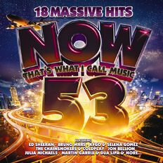 Now 53 CD by Various Artists 1Disc