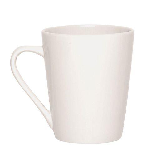 Necessities Brand Mug 9oz White
