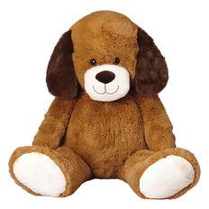 Plush Dog Brown 100cm