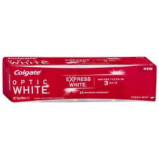 Colgate Optic White Toothpaste Express White 125g