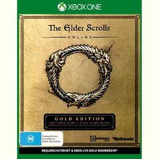 XboxOne Elder Scrolls Online Gold Edition