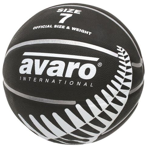 Avaro Basketball Ball Match Assorted Size 7