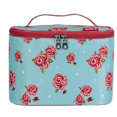 Colour Co. Toiletry Bag Train Case Rose