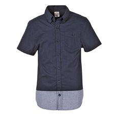 WZ Contrast Hem Shirt