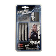 Formula Sports Phil Taylor Silverlight Tungsten Look Brass Dart 22g