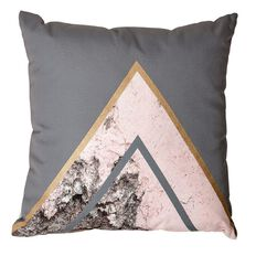 Living & Co Cushion Pink Concrete