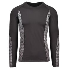 Active Intent Men's Long Sleeve Compression Tee